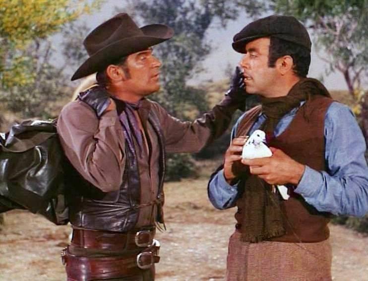 The Big Valley - Bonanza Boomers